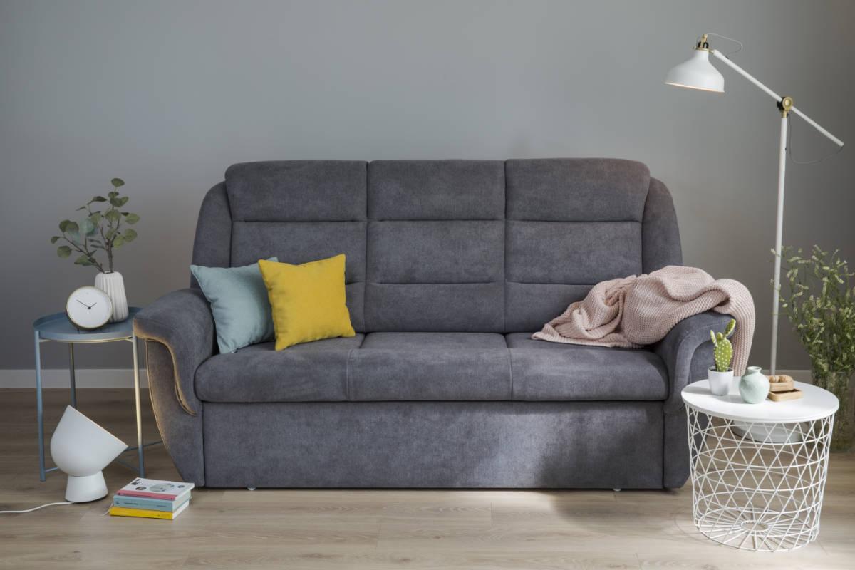 Marco szary sofa